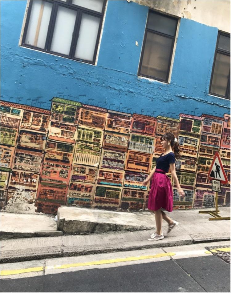 【TRIP】 今や定番!女子旅in香港で外せないフォトジェニスポット★_2_3