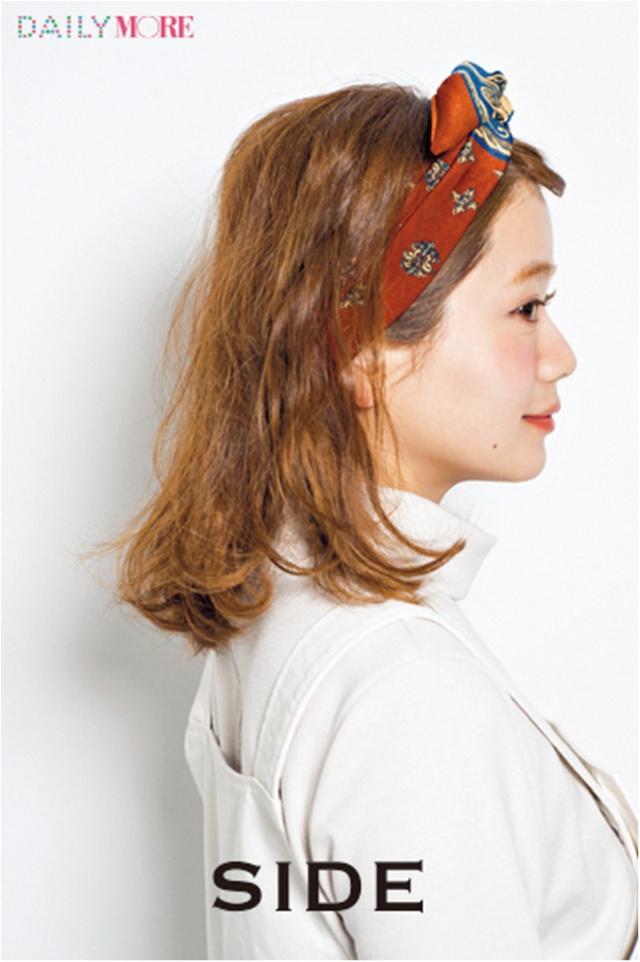 こなれ感こそ大事! 高山直子ちゃんに聞く、おしゃれな「脱・盛りヘアアレンジ」(2)_2