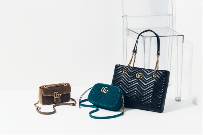 『グッチ』『イヴ・サンローラン』のバッグで、平成最後の夏をおしゃれに過ごす♡_2
