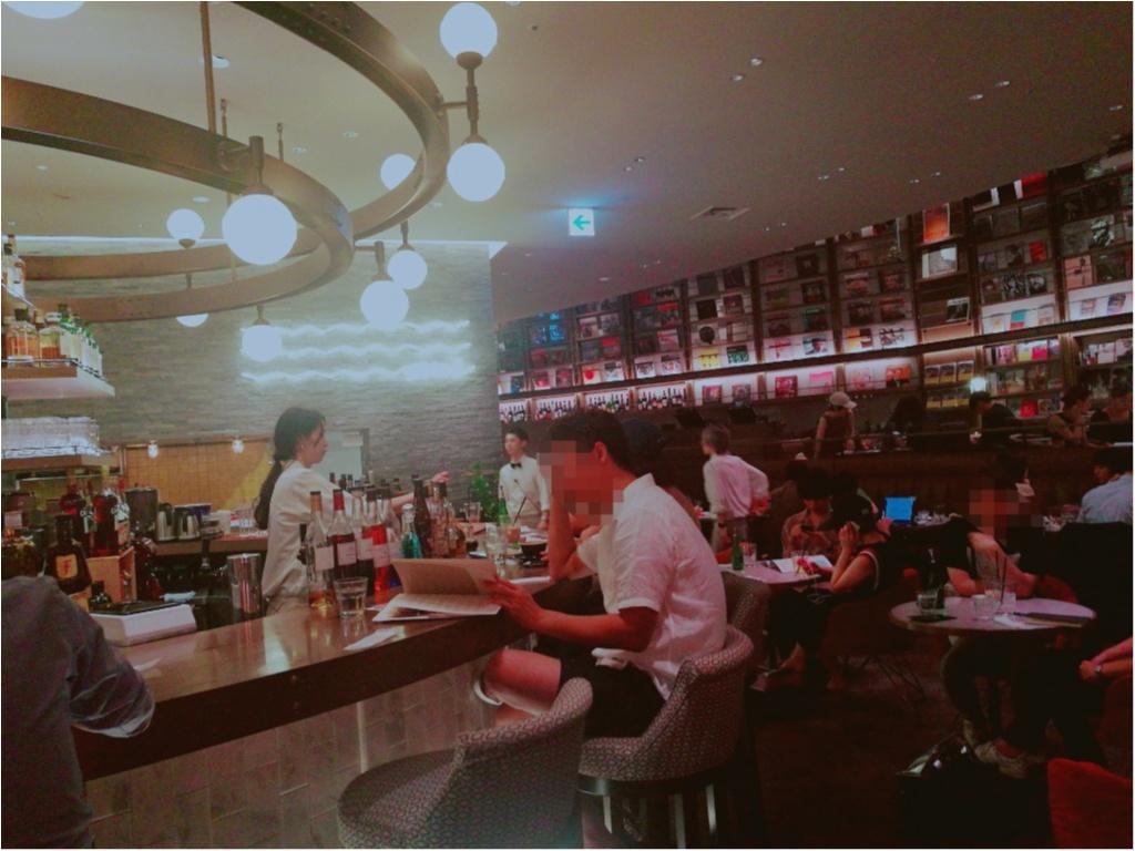 【東京】渋谷で困ったらここのカフェ!WIRED TOKYO_2