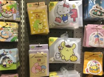 《台湾女子旅》▽・ω・▽ご当地サンリオ・ポムポムプリングッズをゲットしよう!!
