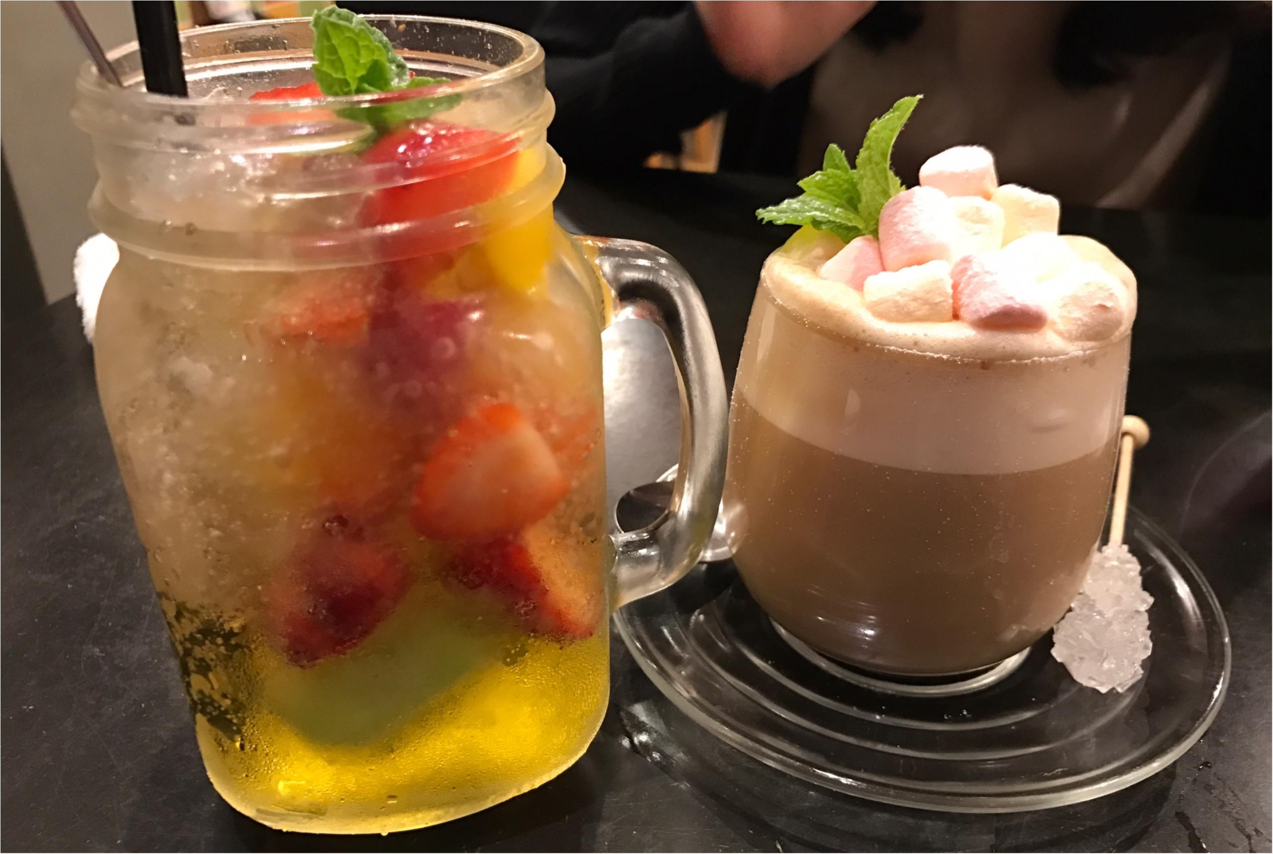 ★夜カフェするなら、ここがオススメ!あの、インスタジェニックな韓国発の○○も食べられちゃう?★_5