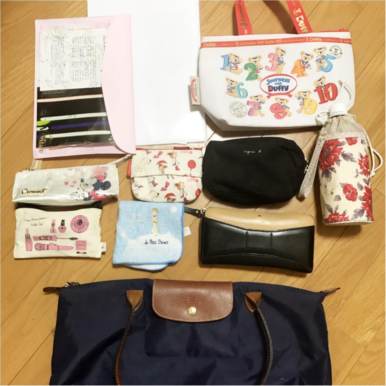 【○○で選ぶならコレ❤︎】私のお仕事バッグは《LONGCHAMP ル・プリアージュ》♡ _3