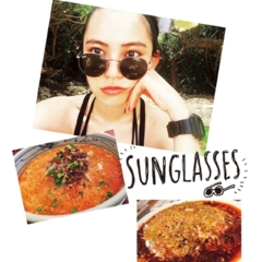 【モアモデルの夏の過ごし方】游は、辛~い物を食べて元気を出しています♪