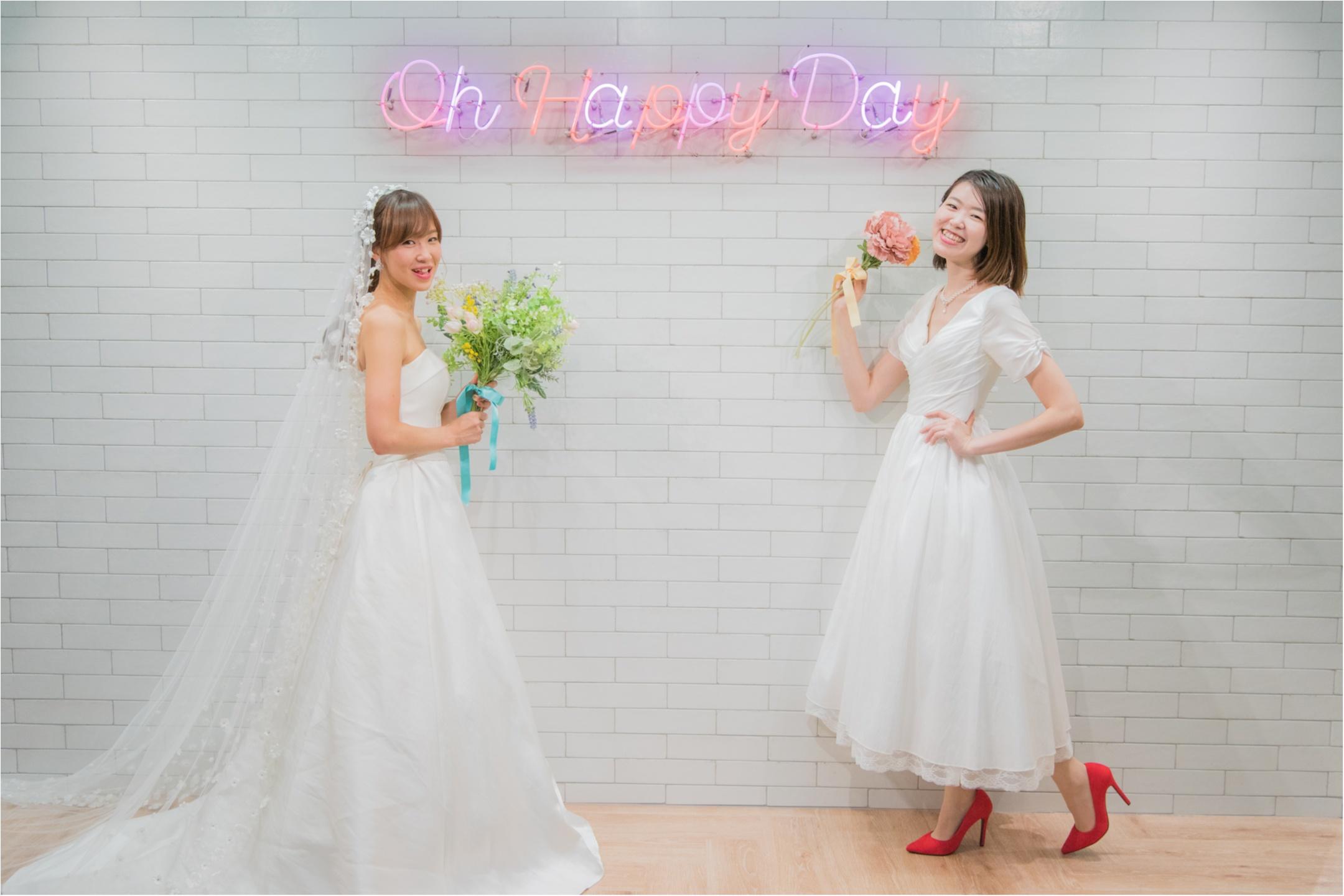 """女子の""""ウェディングドレスを着たい!""""願望を無料で叶えてくれる『and photo』が最幸すぎ♡ _12"""