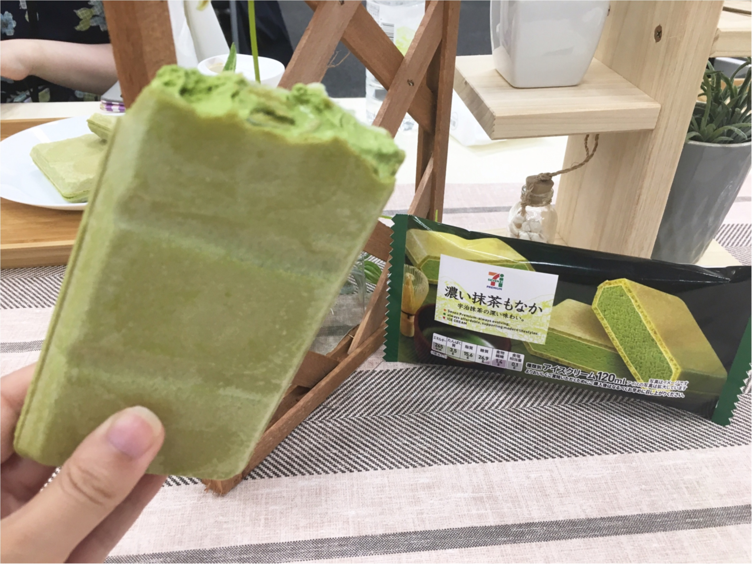 【セブンイレブン】夏の新作アイス試食会レポート♡_8