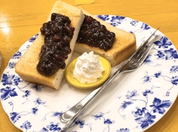 【みおしー遠征ログ❤︎名古屋】小倉トーストを食べるならオシャレで話題の「長靴と猫」へ♡