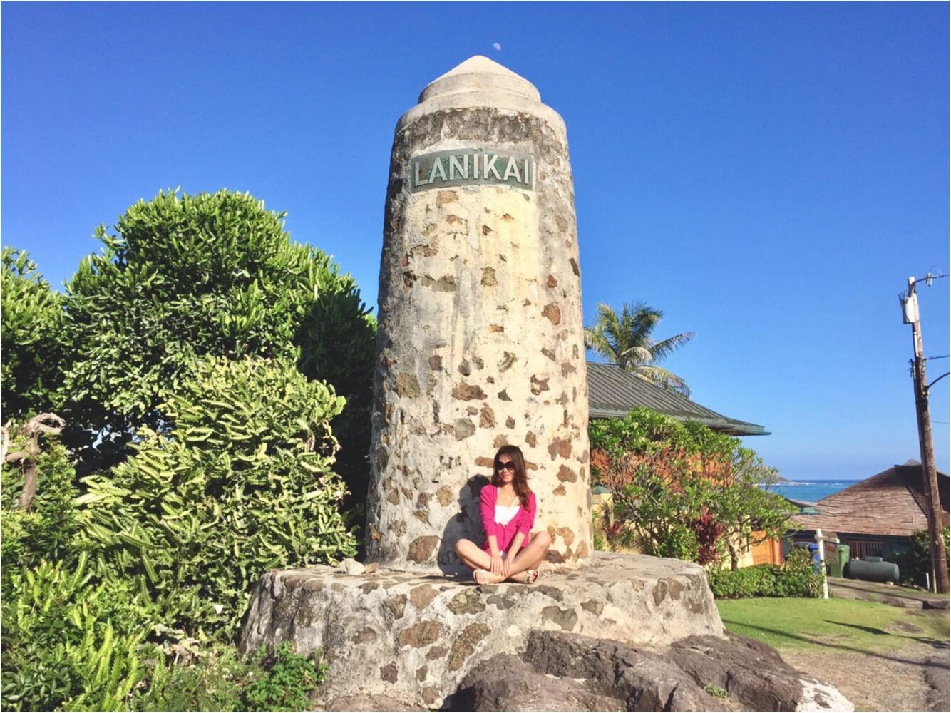 【TRIP】ワイキキビーチだけじゃない♡ハワイで行きたいまったりビーチはここがおすすめ♡_3