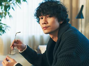 清原 翔が『ジェラート ピケ』の新作を着てみたら……♡【コーヒー好き男子編】