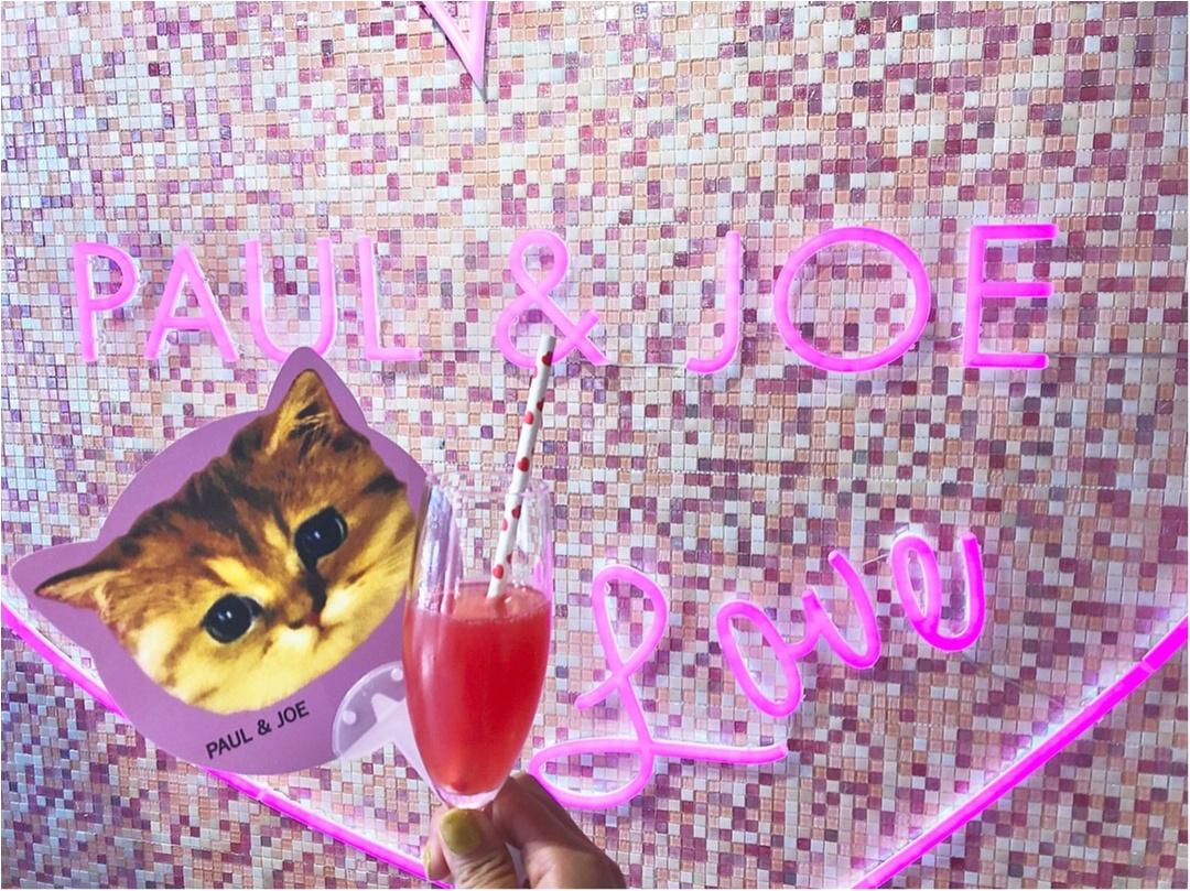 《猫好き必見》今日8/5オープン!【ポール&ジョー キャットストリート】がフォトジェニックで可愛すぎる❤️_2