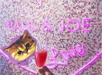 《猫好き必見》今日8/5オープン!【ポール&ジョー キャットストリート】がフォトジェニックで可愛すぎる❤️