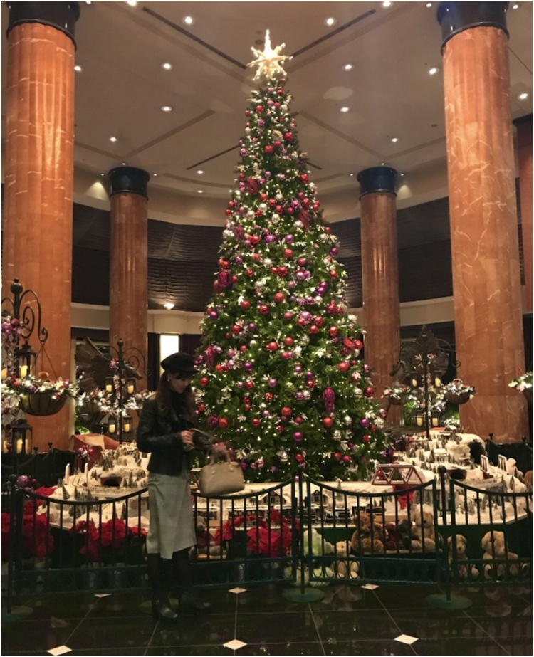 【X'MAS】今年もこの季節!デートにぴったり♪恵比寿で見るべきクリスマスツリーはこの2つ♥_7