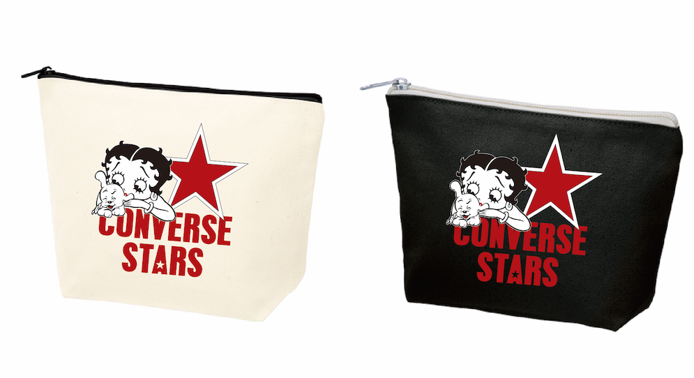 『CONVERSE STARS』がベティーちゃんとコラボ! 隠れたキスマークを探せ♡_3