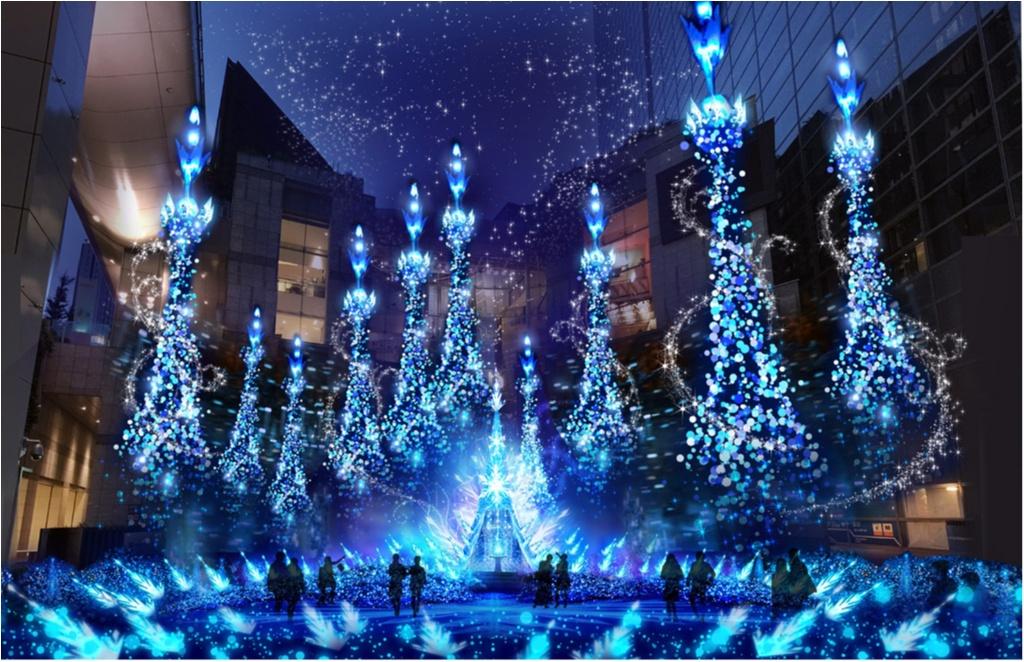 東京都内のおすすめイルミネーション、表参道、恵比寿、お台場etc.11選☆彡_15