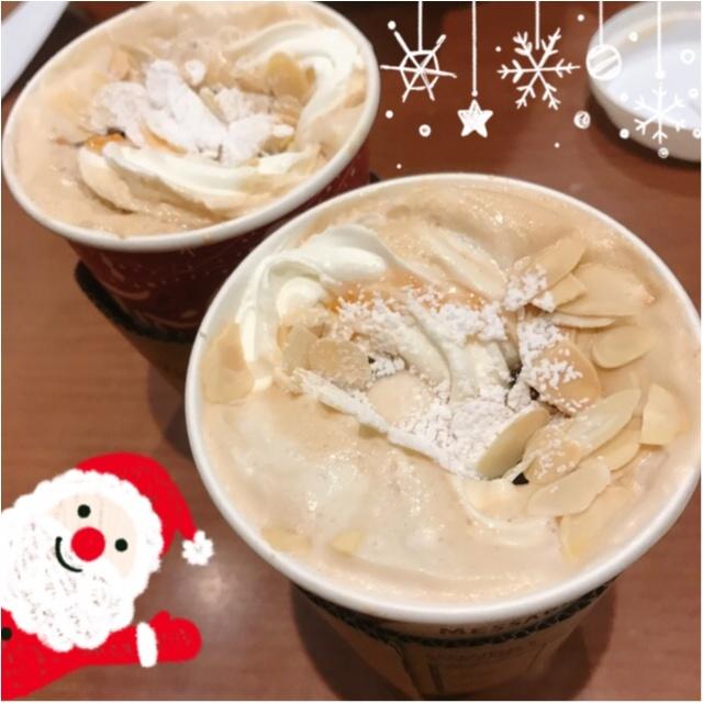 【タリーズの新作はもう飲んだ?】クリスマスにぴったりなシュトーレンラテが美味しすぎる♡♡_1