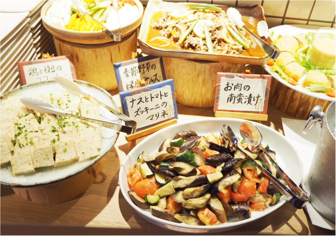 お肉と旬野菜のマリアージュ♡ふうふう亭 緑席_6