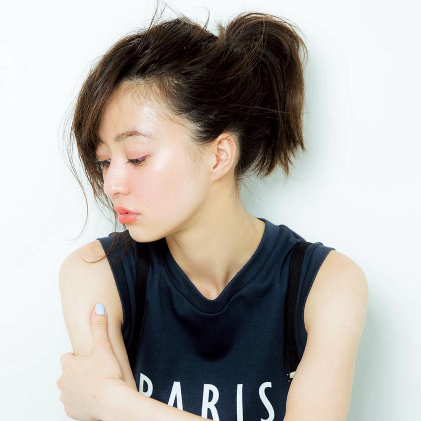 次くるヘアアレンジ5つのHOT TIPS♡『NOT定番! 技ありポニーが◎』_1