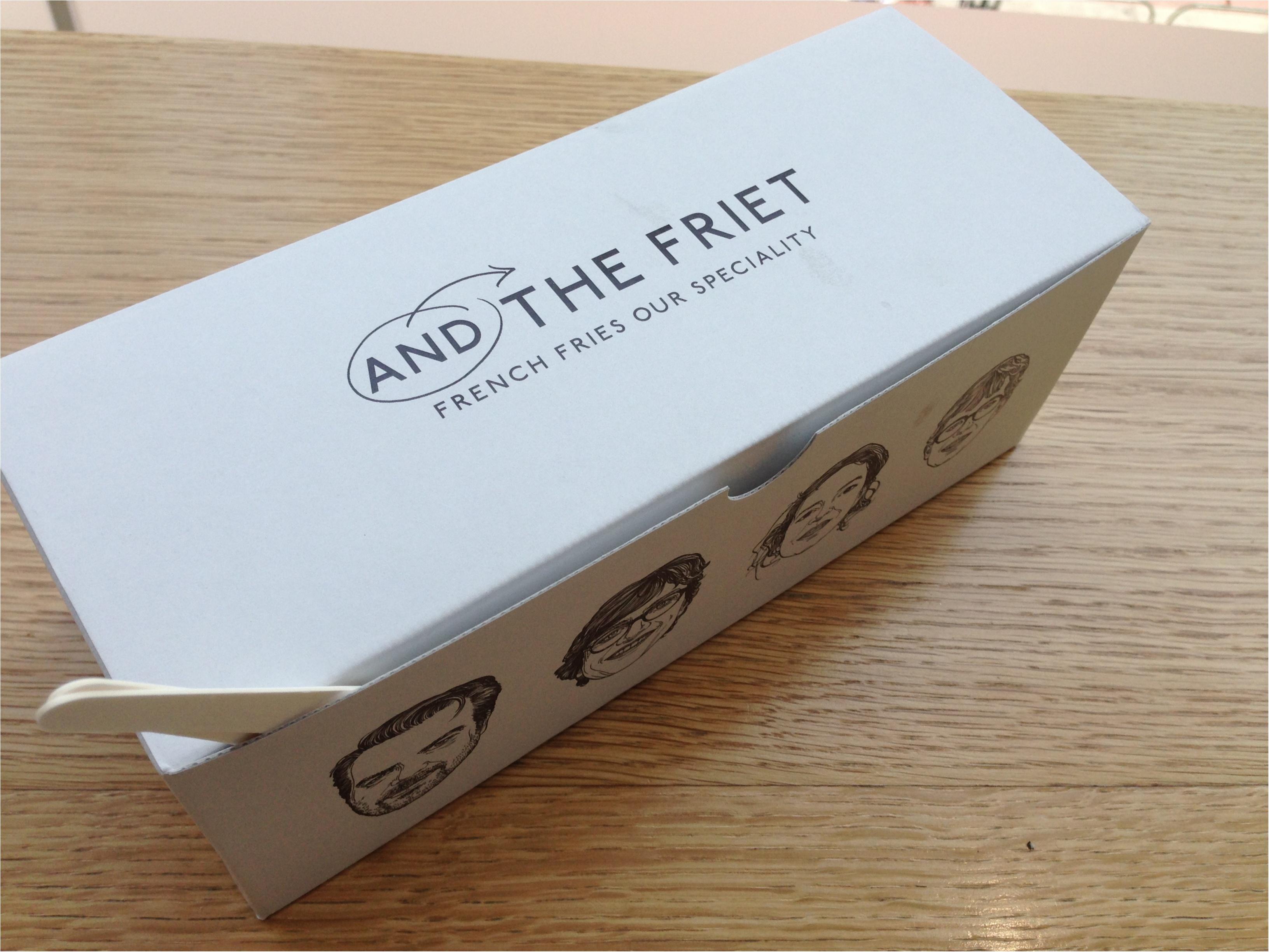 無性に食べたくなるフライドポテト(ノ∀`笑))そんな時は新感覚でリッチなフレンチフライ専門店AND THE FRIETへGO≡3_3