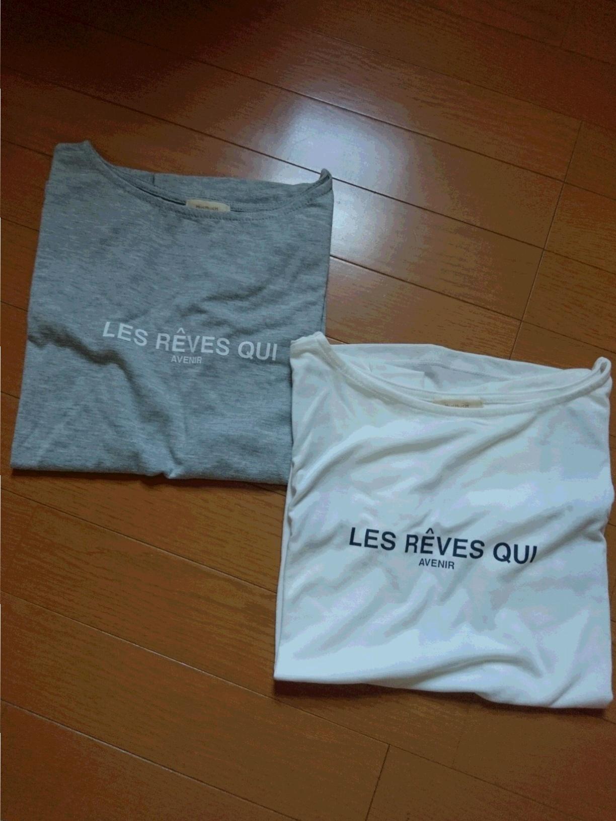 今年の夏 着回しTシャツは【HushHush】の ロゴ入りTシャツ☆_1