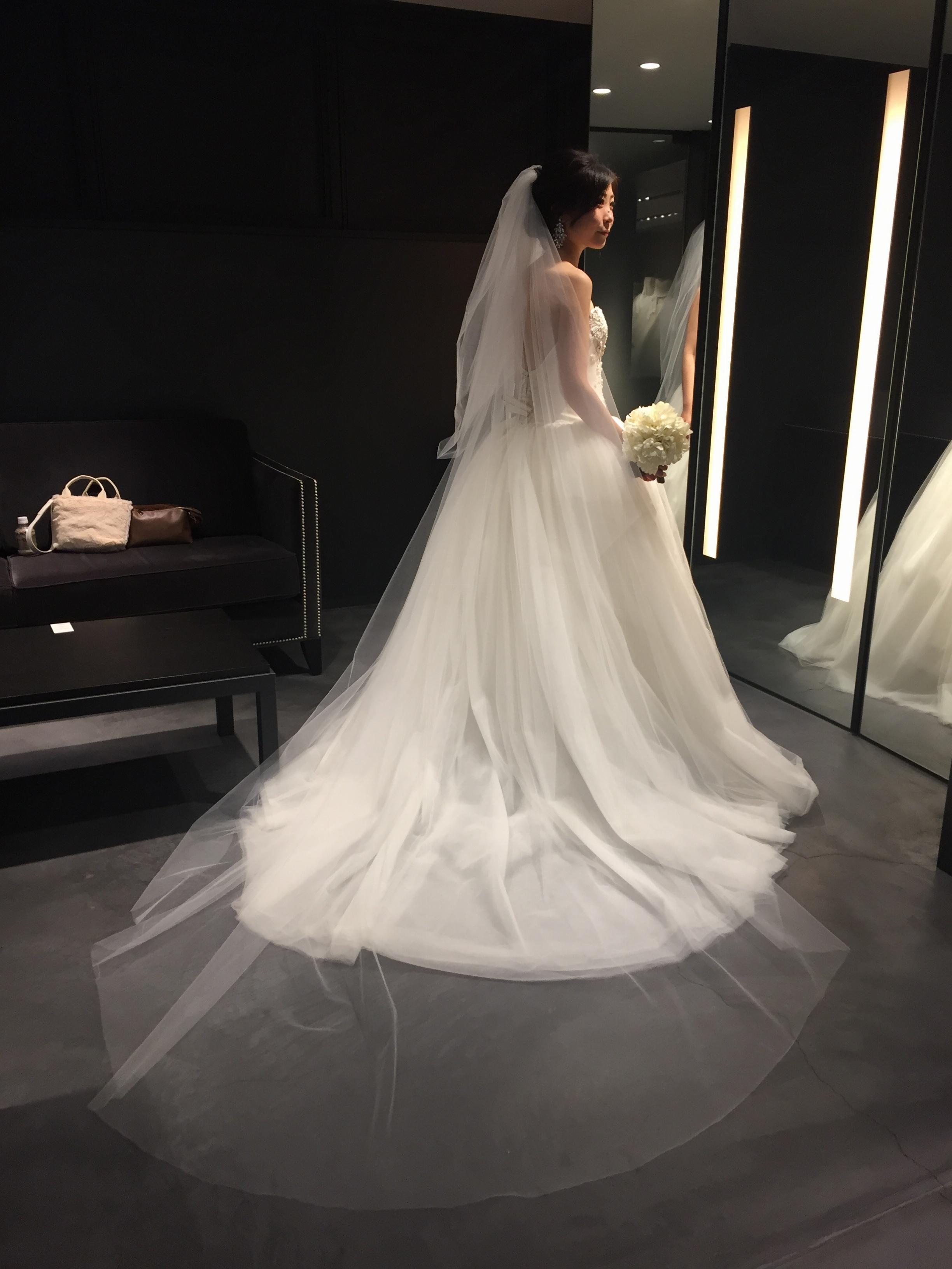 【#ドレス迷子】weddingドレス、実際に着てみました✧asuの運命の1着に巡り合うまでのドレス試着レポート①_3