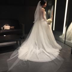 【#ドレス迷子】weddingドレス、実際に着てみました✧asuの運命の1着に巡り合うまでのドレス試着レポート①