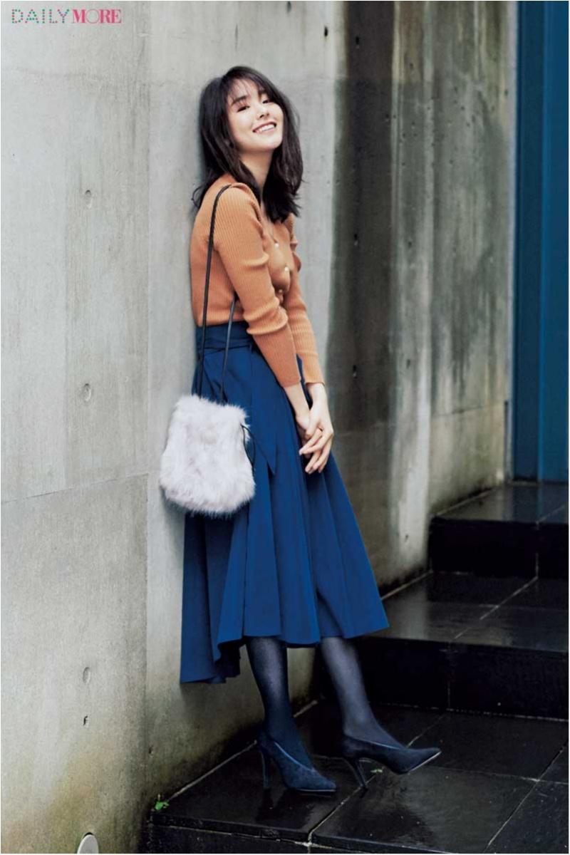 【黒orグレイ。迷うことない?】スカートの色にベストマッチなタイツの選び方、教えます☆_1_2