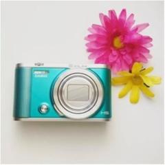 オシャレで綺麗な写真を手軽にSNSにアップできる!~CASIO EX-ZR1800