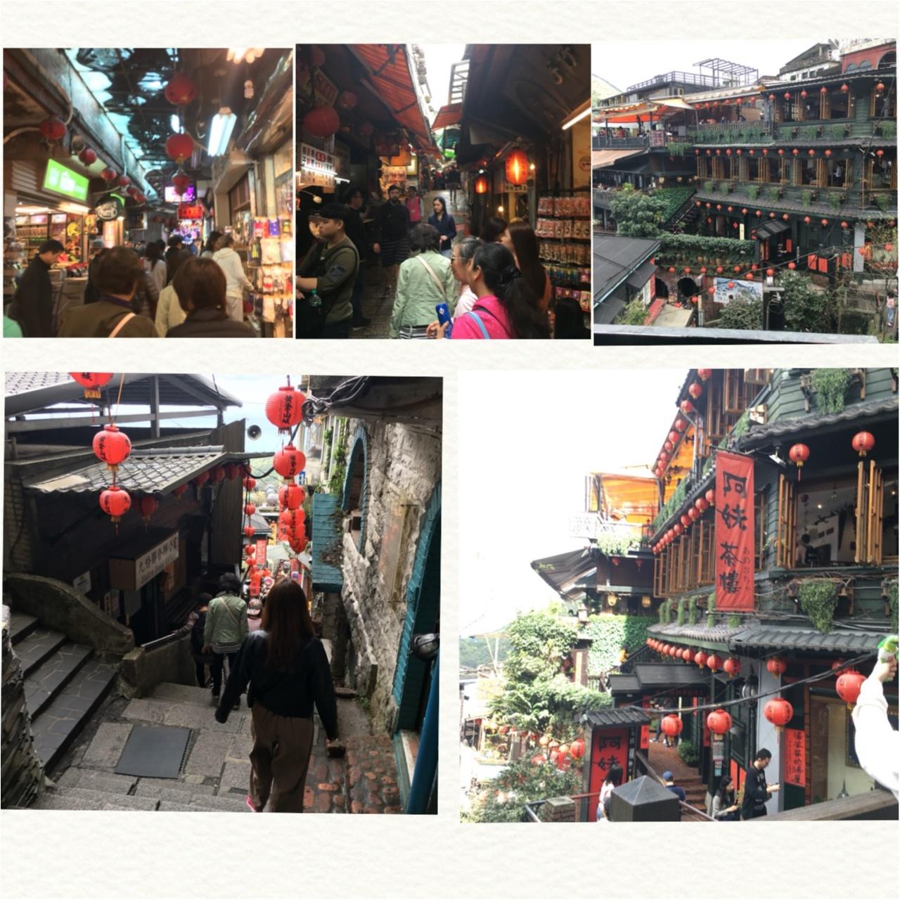 ≪台湾旅行≫まるでジブリの世界のなか♡台湾・九份へ行ってきました!♡_3