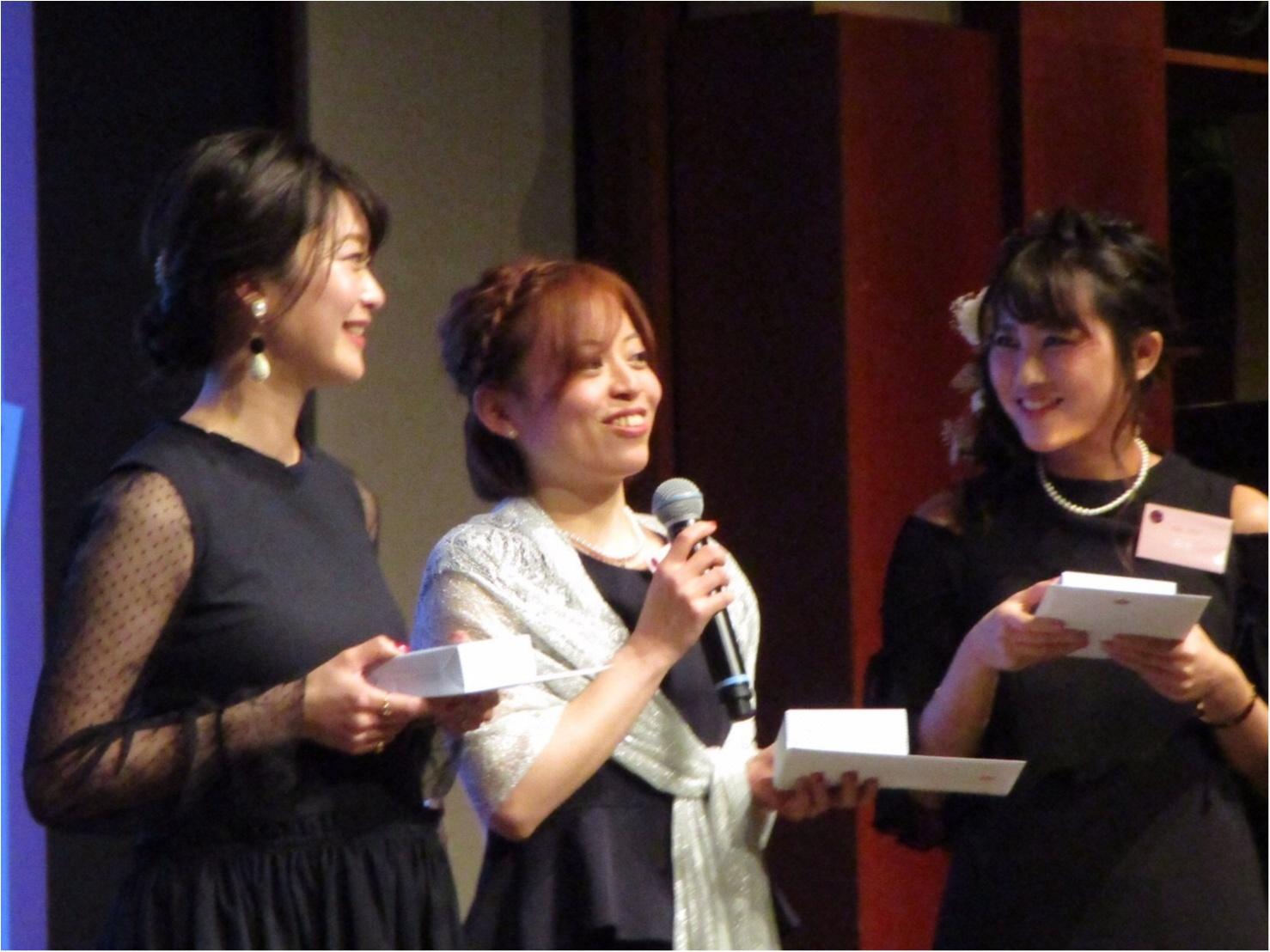【MORE大女子会2018】モアハピ部ブログアワード2017 年間PV数3位!「ありがとうございました☺︎」_2
