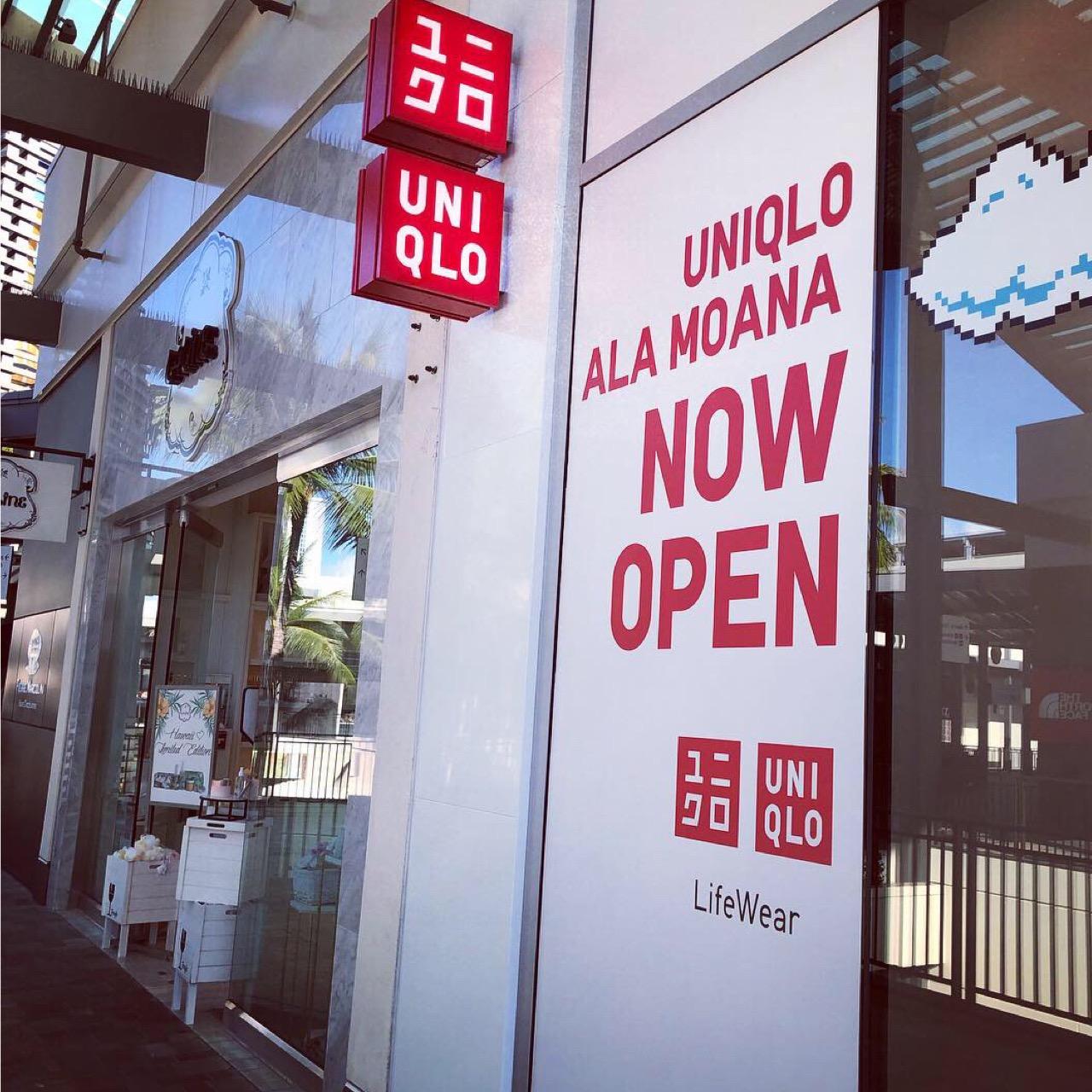 <UNIQLO>ハワイ限定アイテムは自分用はもちろん、おみやげにもオススメ♡_1