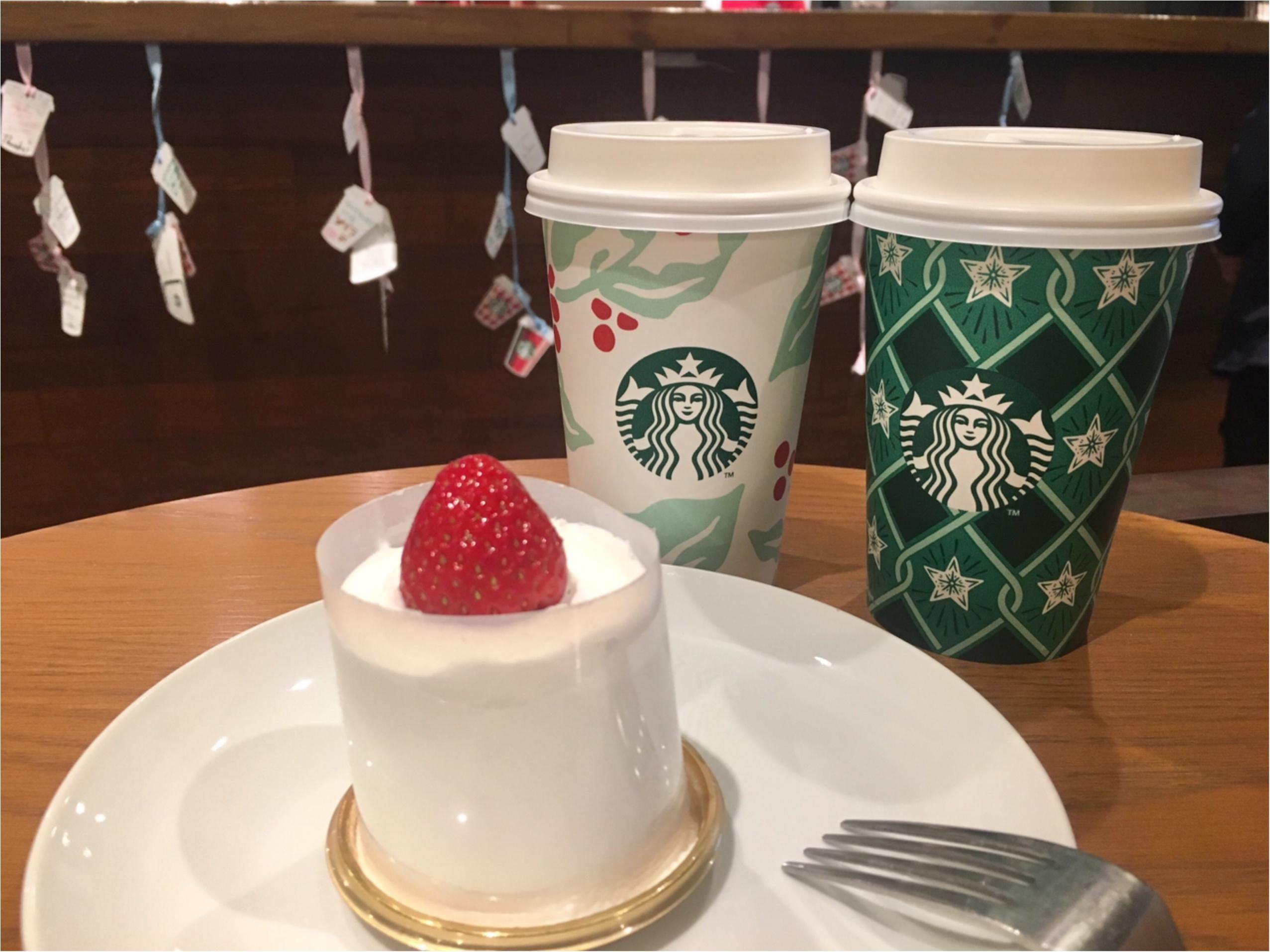 【スタバ】300店舗限定『キャンドルケーキ』がかわいい!_2