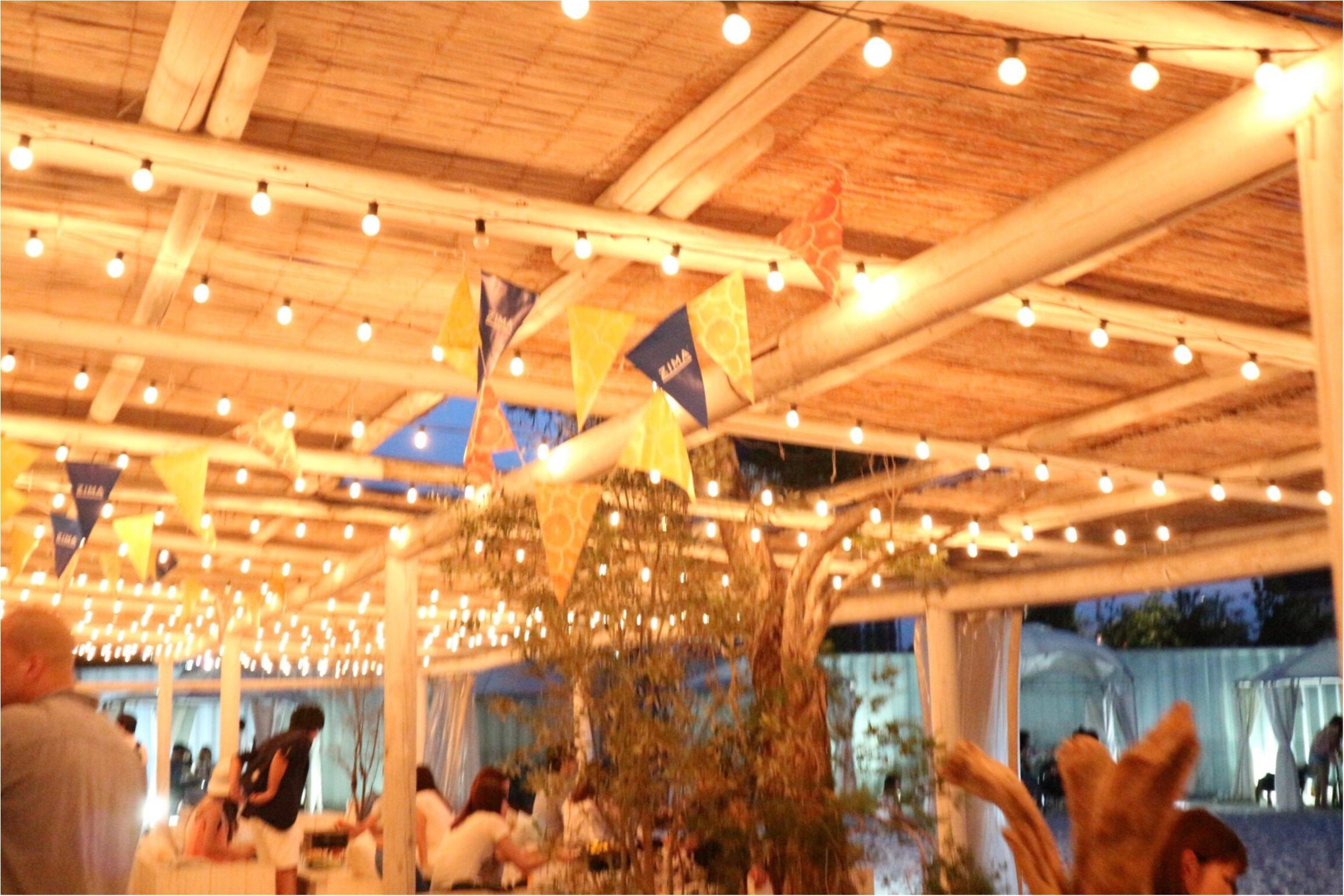 【FOOD】手ぶらでGO!w 今ドキBBQはリゾート空間で夏らしく楽しむ☆話題のスポットへ行ってきました!_8