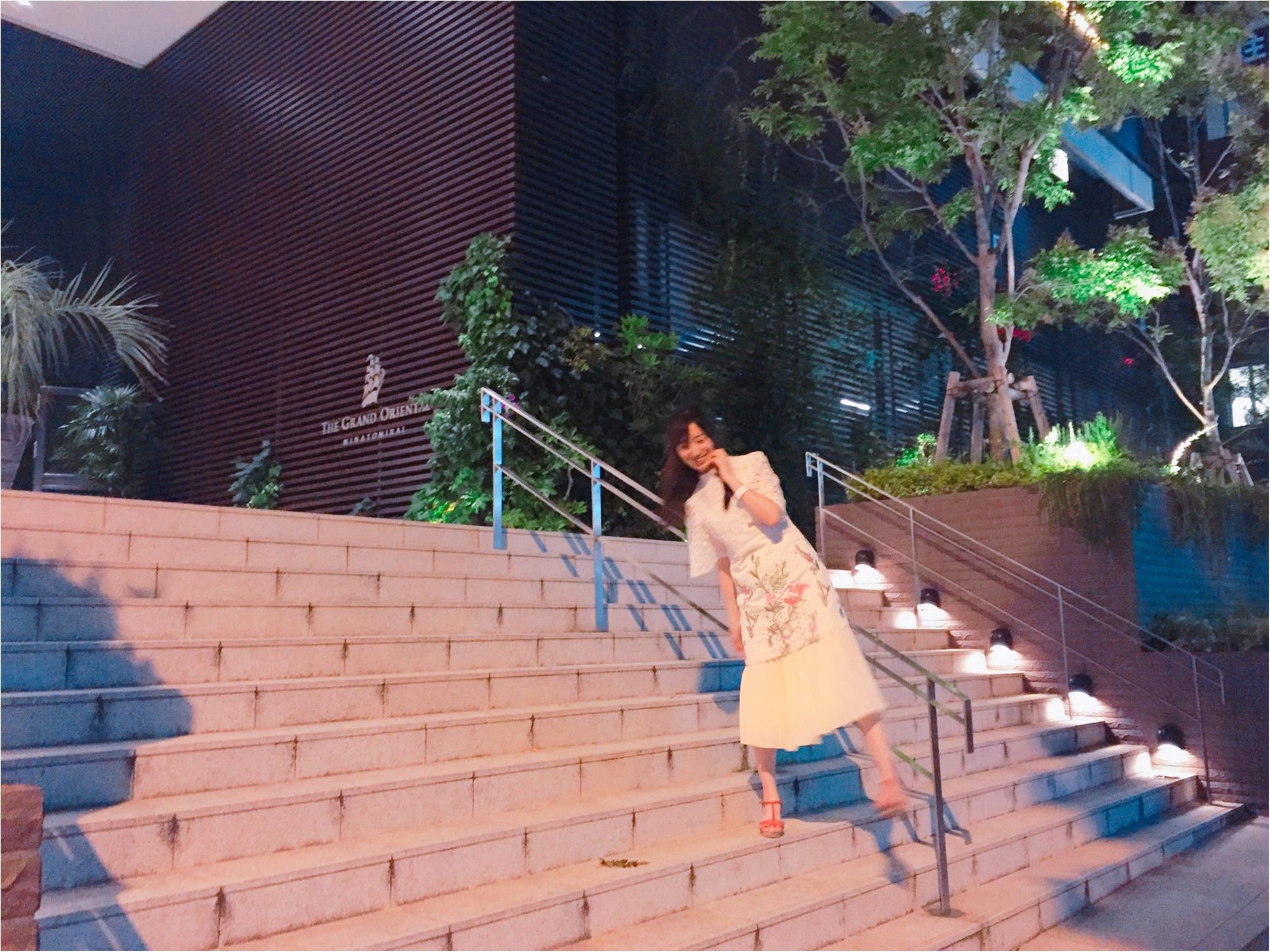 【ZARA】刺繍入りレースワンピース(¥7,990)がクラシカルで可愛い♡_6