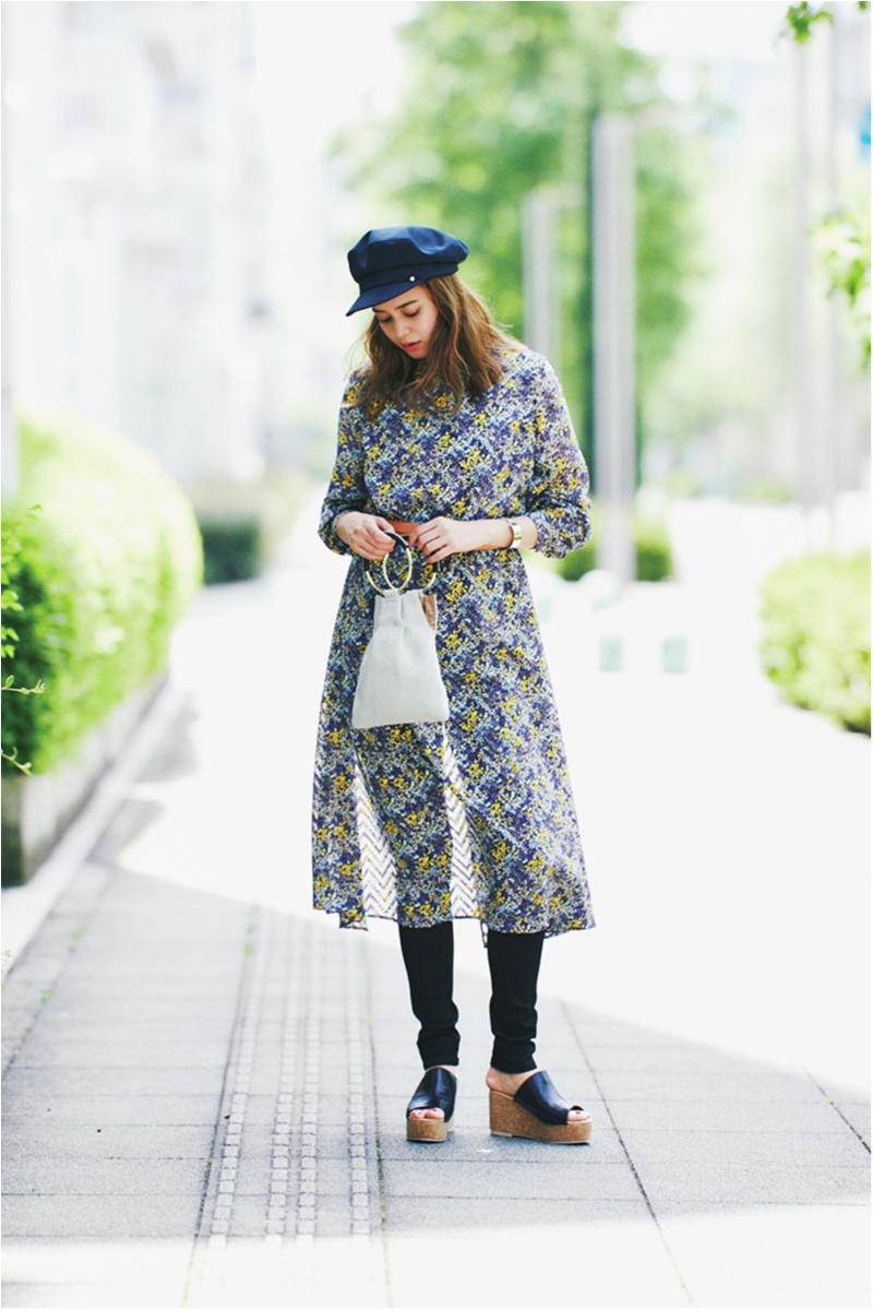 日焼け防止のマストアイテム 【帽子】の今どきコーデ15選   ファッションコーデ_1_1