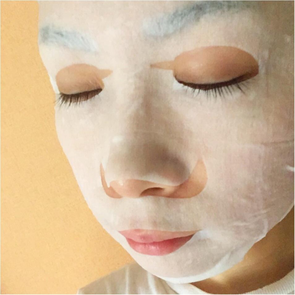 新しくなったフェイスマスク【ルルルン】使ってみました♡_3