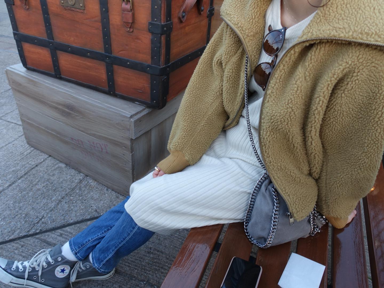小春日和のディズニーコーデ!スカーフアレンジでカチューシャ要らず!_3