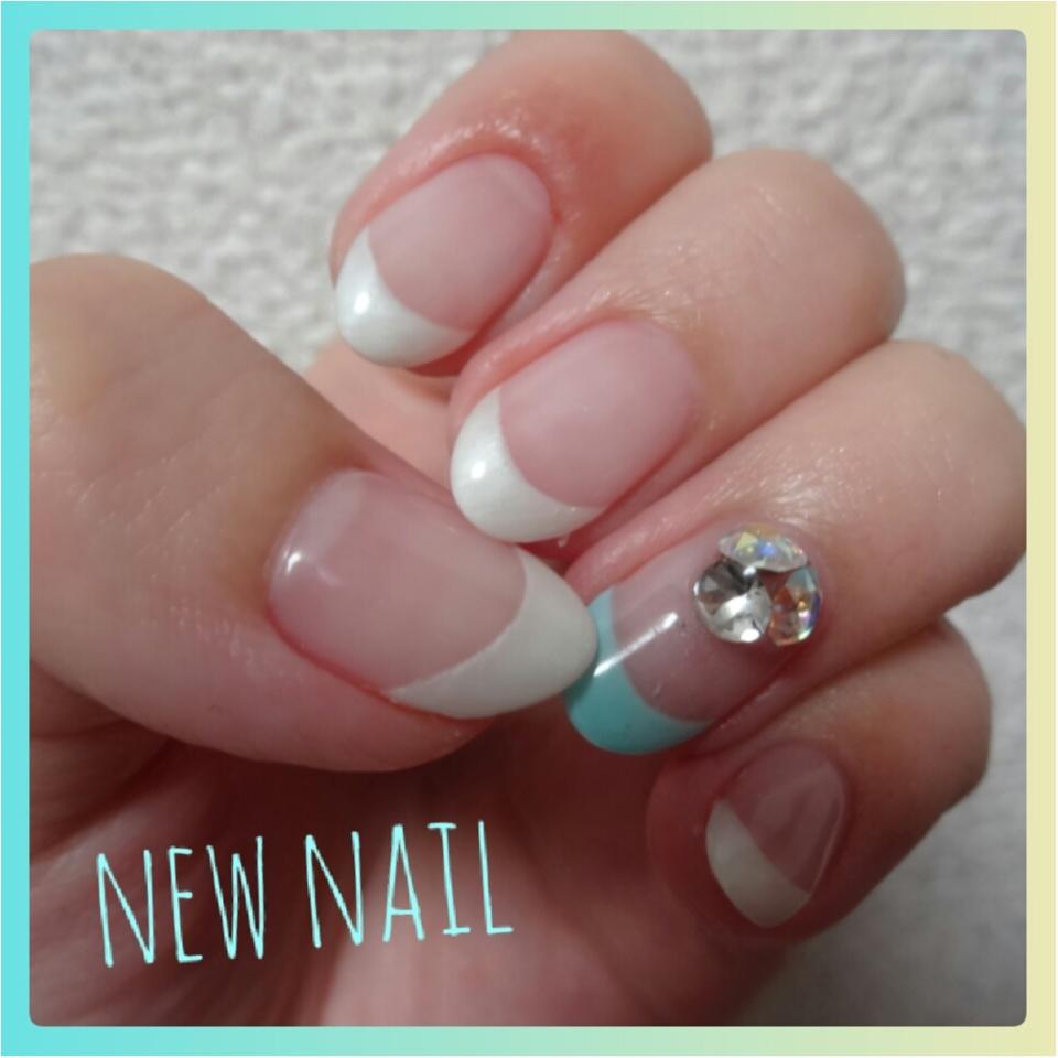 New hair color&New nail♡479ぱるるん_3