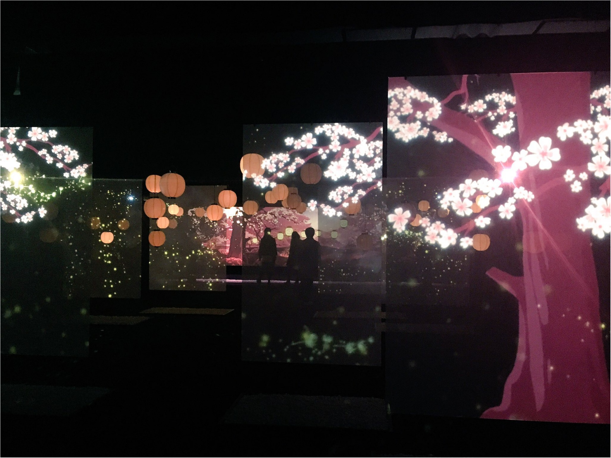 最新デジタルアートが織りなす『和食』の世界にうっとり…♡『食神さまの不思議なレストラン』に行ってきました!_2