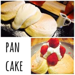 行列に並ばずに、東京で今話題のパンケーキ♡を食べてきました!