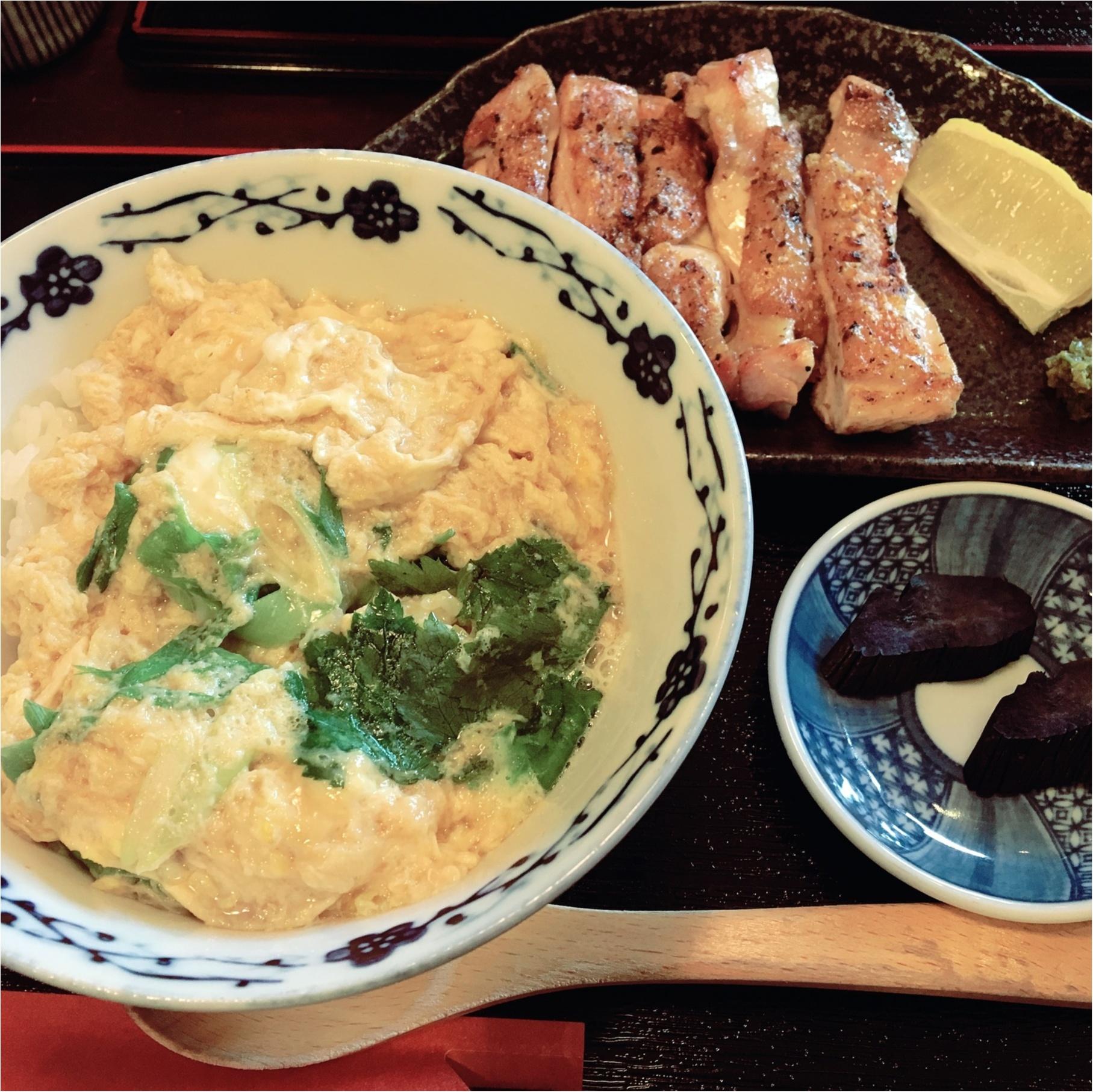 卵料理の定番!【親子丼】のお店_1