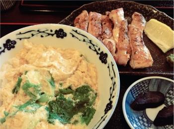 卵料理の定番!【親子丼】のお店