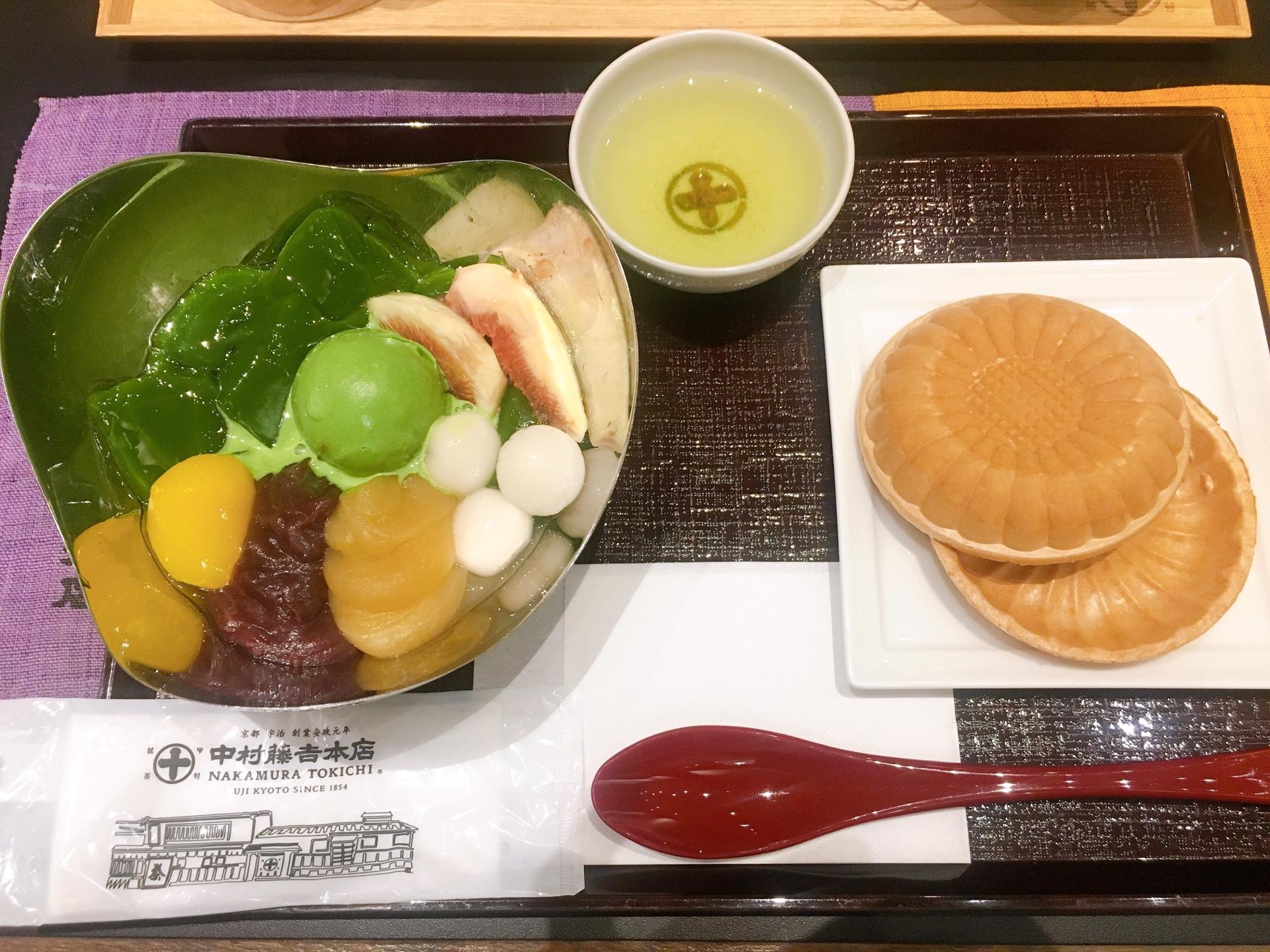 <京都*秋>食欲の秋、甘い味覚めぐり_1