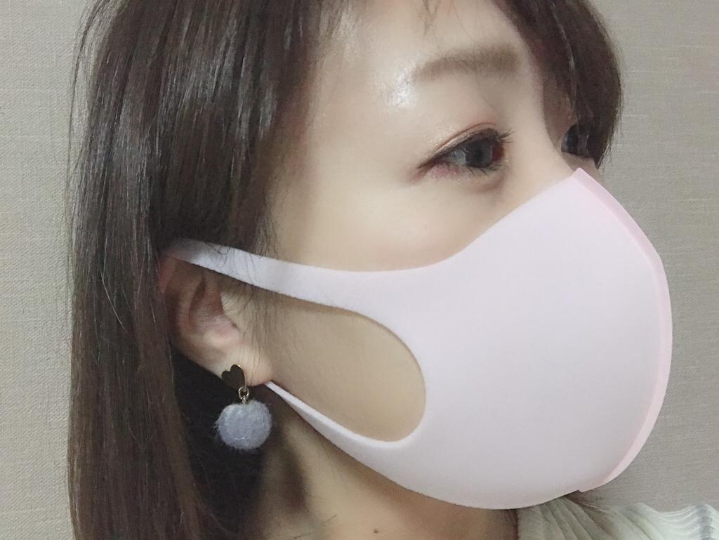 ピッタ マスク 素材 ポリウレタン素材でできたマスク?アラクス社が出しているPITTA