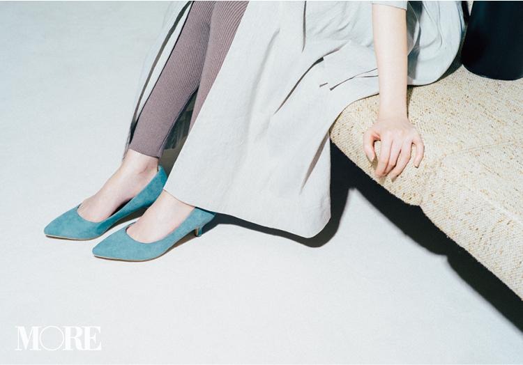 """照れずにはけるヒール靴といえば? 可愛くて女っぽい""""キトゥンヒール派""""、20代女子に急増中! _1_1"""