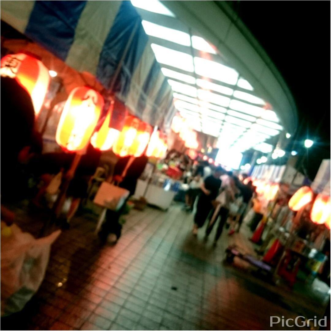 ☆吉祥寺東急裏の夏祭り☆_9