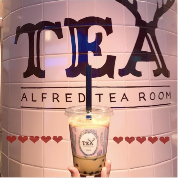 【CAFE】LAで大人気!待望のOpen❤ #ALFREDTEAROOM 最速レポ⋈_1