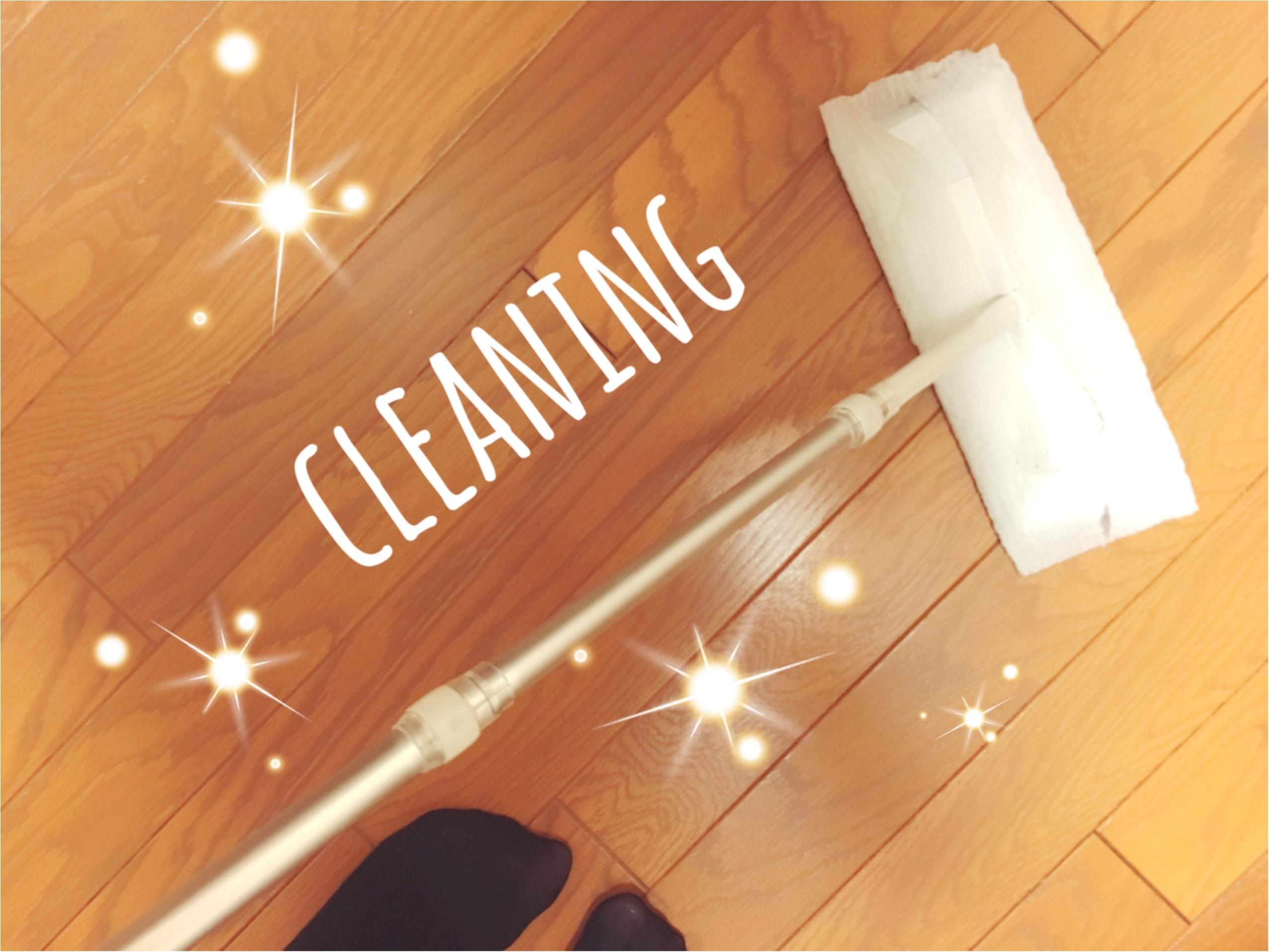 《忙しいaround27モア世代にオススメ♡》大掃除にもお役立ち!普段もささっと使える万能クイックルワイパー☆★☆_5