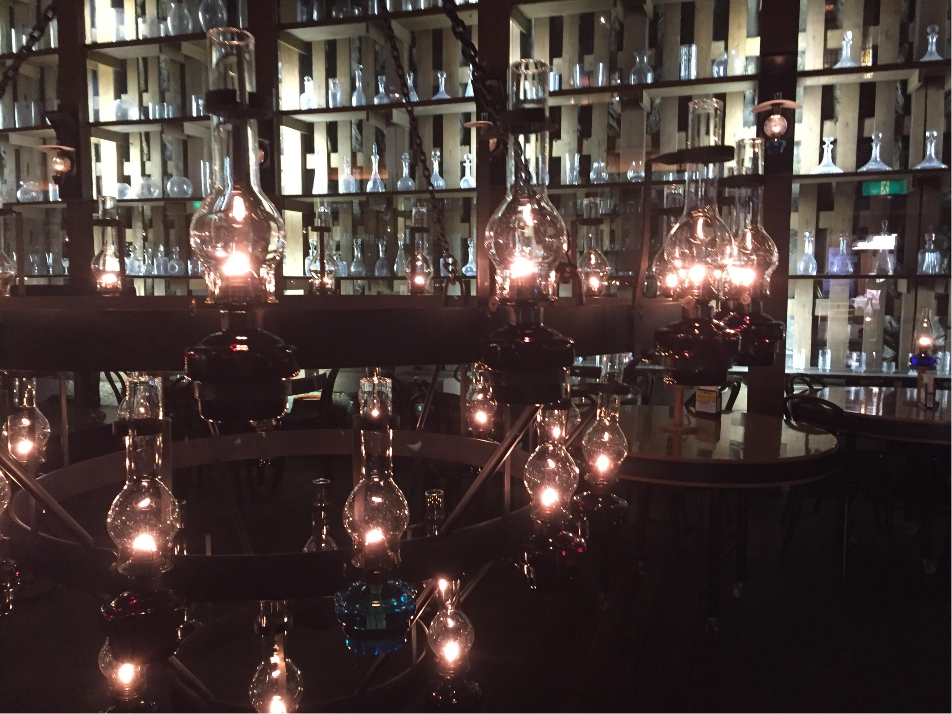 【小樽カフェ】石油ランプが灯る幻想的な世界へ!!_3