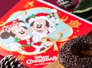 『東京ディズニーリゾート』のクリスマス2019☆ 両パークのおすすめ限定フード&ドリンク phot Gallery