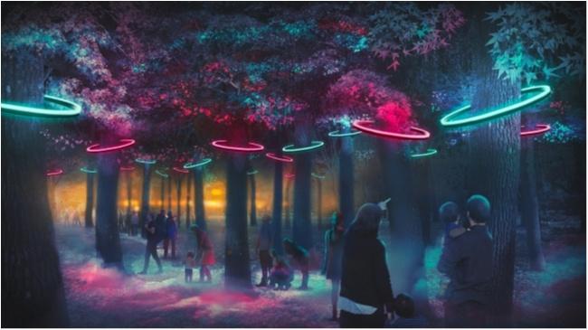 """大阪城ナイトウォーク「サクヤルミナ」も、「京都・嵐山花灯路-2018」も行きたすぎる! 関西の""""幻想的な夜""""が気になる♡_5"""